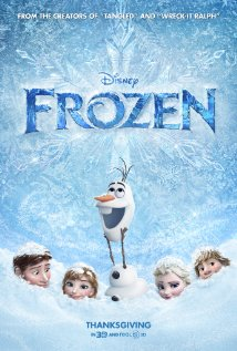 Frozen Movie 3D
